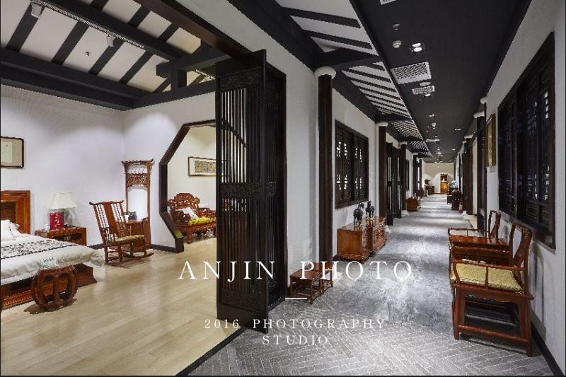 北京泓文博雅艺术馆|家具/建筑|摄影|环境摄影安不时设计师总图片