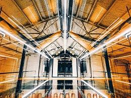 黑金-镜像-空间-建筑
