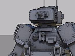 T-1A帝国动力装甲