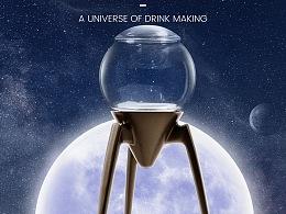 产品设计  致敬经典,泡饮界新物种【小泡蛋X泡饮机】