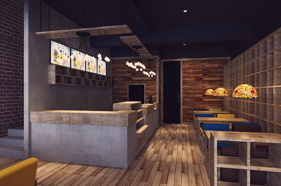还是咖啡店 室内设计 空间/建筑 guanguangjian