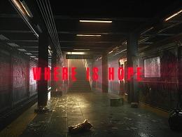 WHERE IS HOPE 概念视觉风格设定