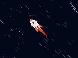 小火箭~fiu~fiu~fiu~