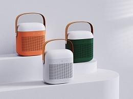 【LAMPLAY 8】音箱氛围灯设计