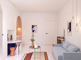网红11m²的家,随便拍都是时尚大片!丨巴黎·肖蒙公寓