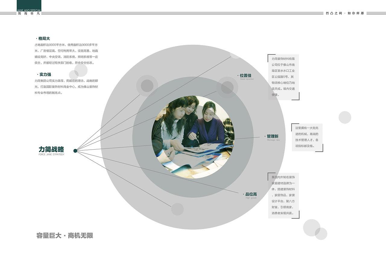 企业画册/画册排版/平面设计/版式设计/封面封底图片