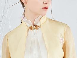 APEXMOTO 中国风时装
