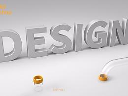 C4D | 金属字体效果 | 附视频教程