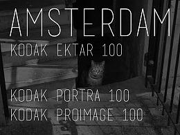 胶片记录阿姆斯特丹