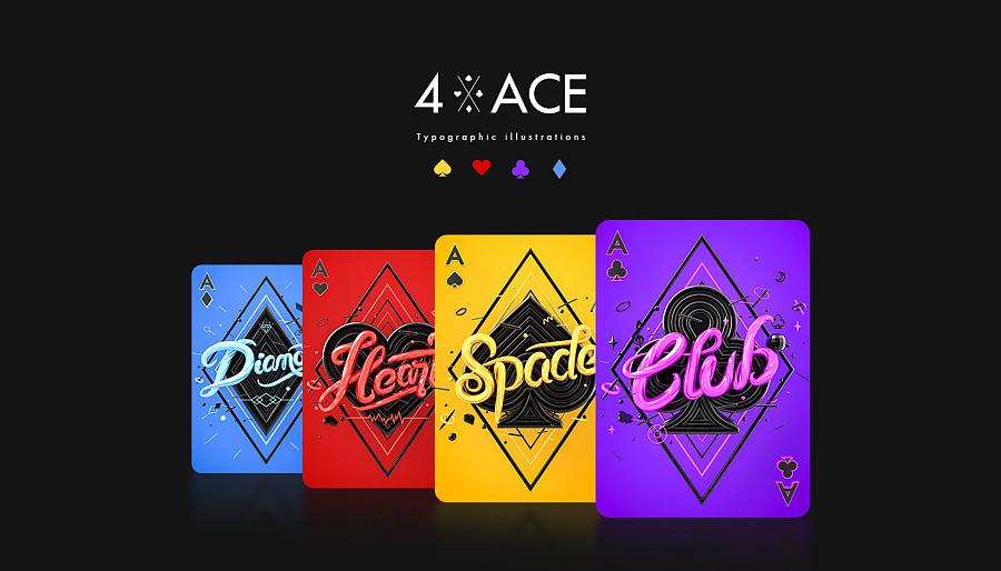 查看《4 X ACE》原图,原图尺寸:1400x800