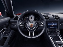 Porsche 718 boxster   INT