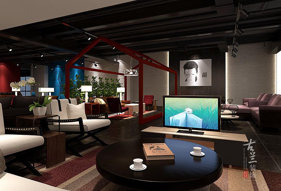 成都家具展厅设计 成都展厅设计装修