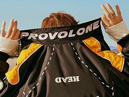 潮流品牌 Provolone 菠萝干酪 赛车系列设计