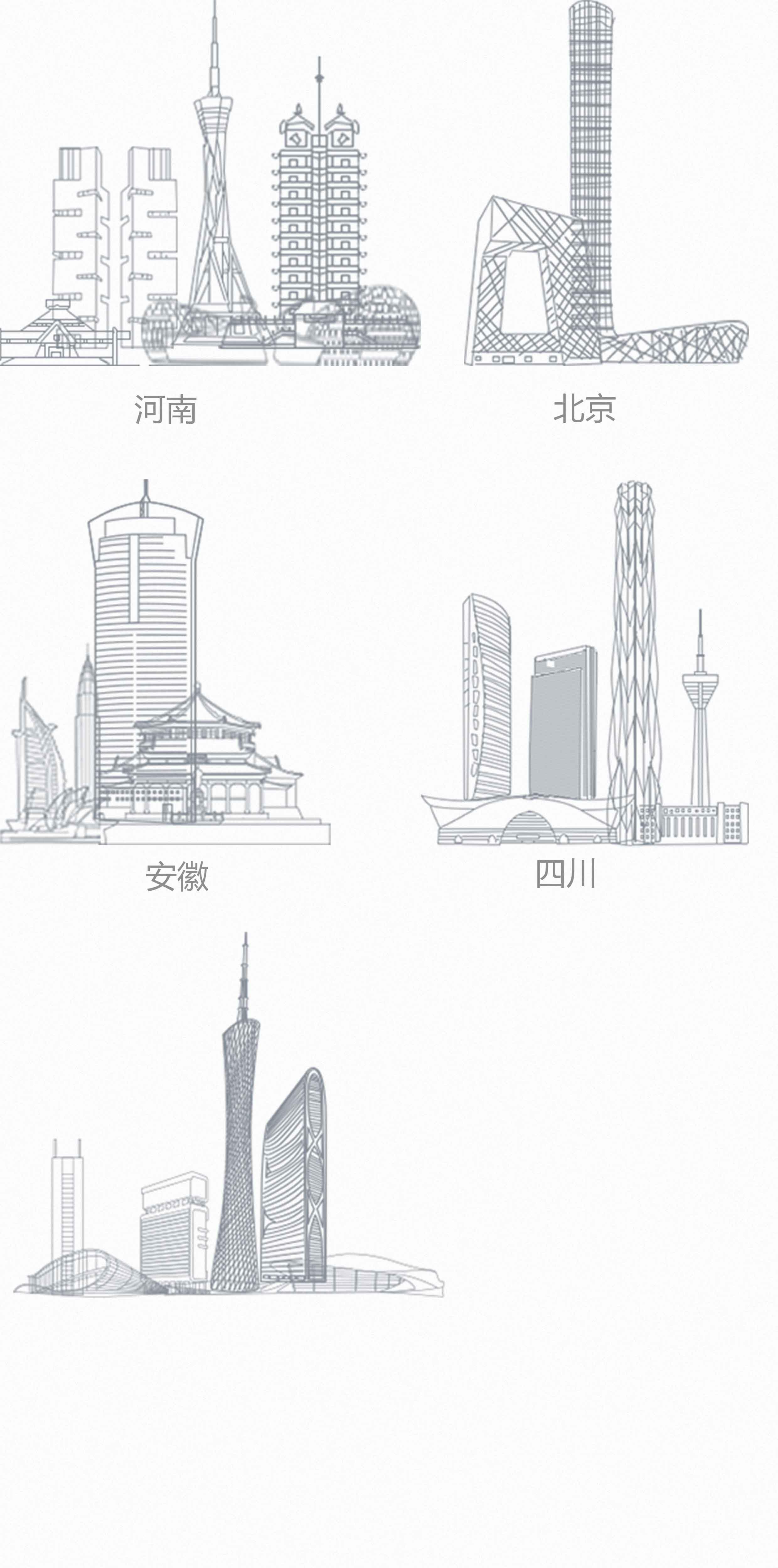 地区建筑物