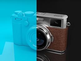 富士相机X100F