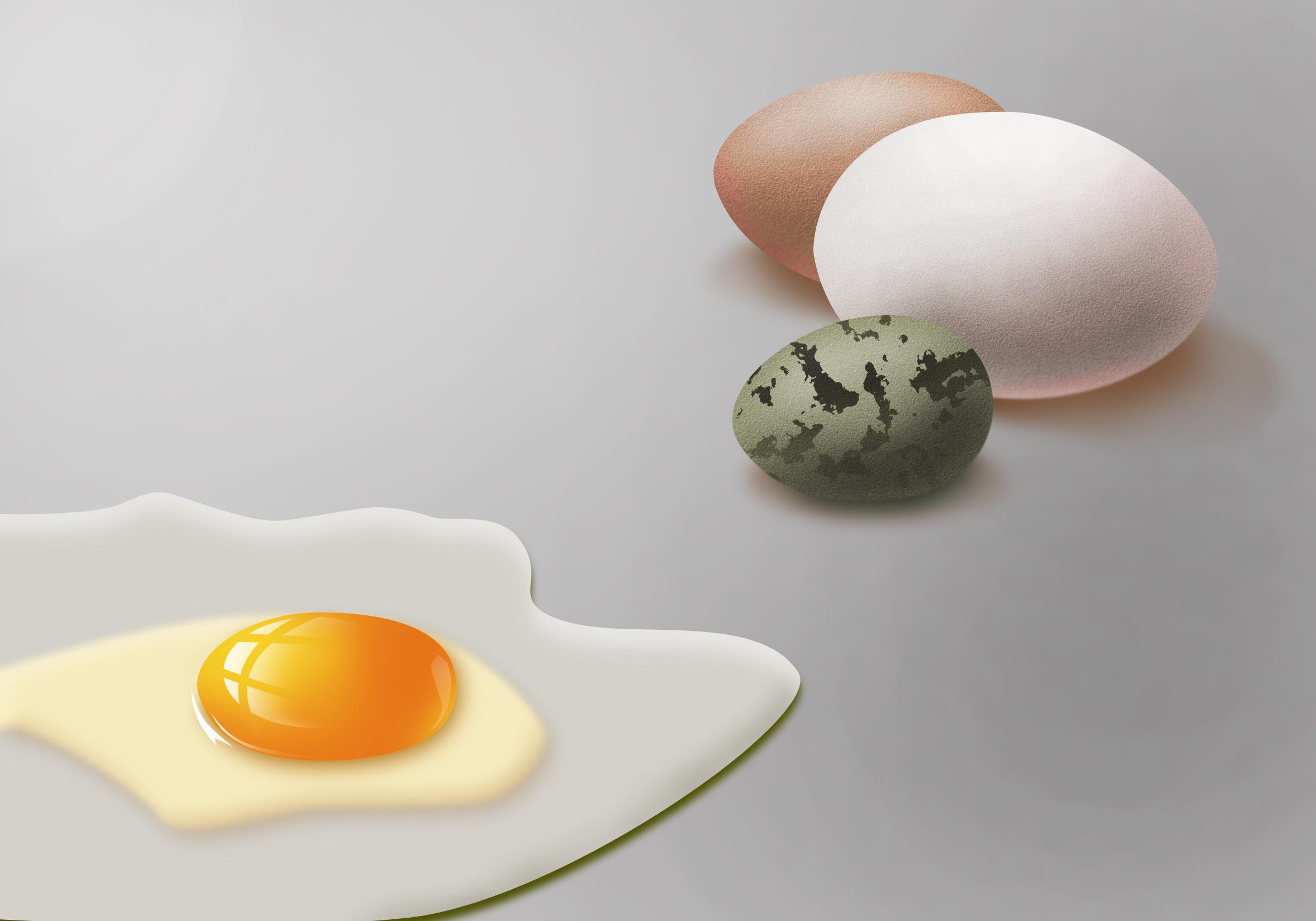 梦见自己有一个个鸡蛋