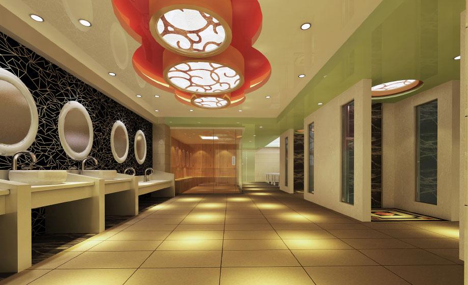 凯莱特心理酒店酒店设计|德阳广汉温泉商务配色|广汉德阳设计酒店设计度假温泉装修图片