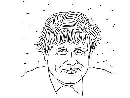 """热搜人物》""""群体免疫""""践行人:首相约翰逊"""
