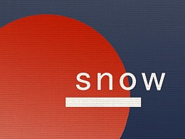 《初雪》海报