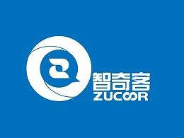 智奇客logo设计