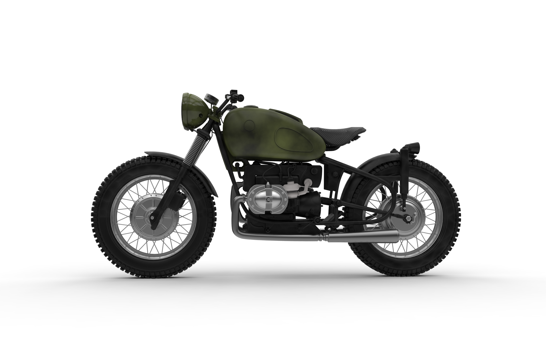 老式哈雷摩托车 怀旧 激情 运动 老炮儿