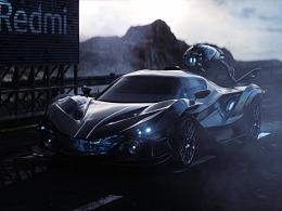 Redmi K30 Pro × 速度与激情