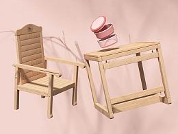 儿童餐椅短片