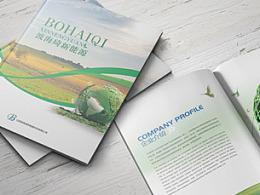 波海琦新能源-画册设计