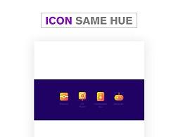 icon五变