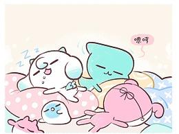 [4-Scoops-of-Spoonz]睡不醒的假日