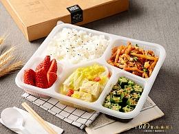 《盒饭便当》 美食 产品 环境 哈尔滨雷鸣摄影