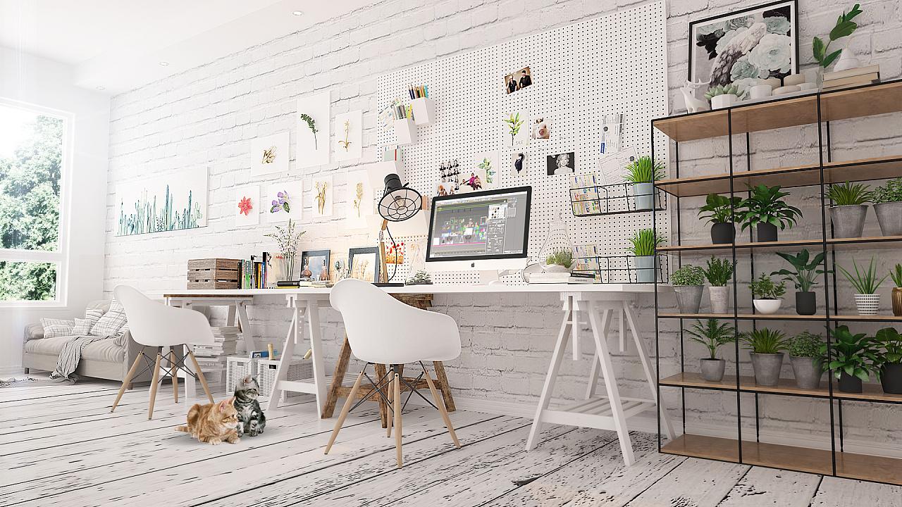 LWF线性工作流小练习|空间|室内设计|mr_kale