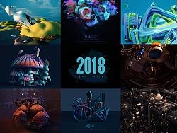 2018设计总结 · 未济