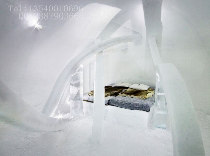 冰雪酒店设计|室内设计|空间/建筑|广元酒店装修设计