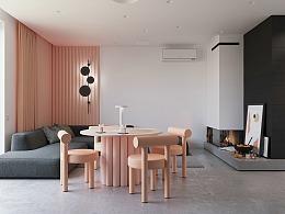 110㎡清新北欧居所,浪漫与舒适并存的家
