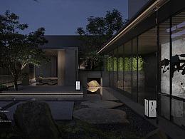 日料藤井家餐厅空间设计