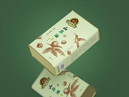 【华强粮油】山茶油形象包装