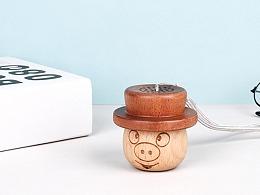 【MUSOR】蓝牙音响 | 猪博士