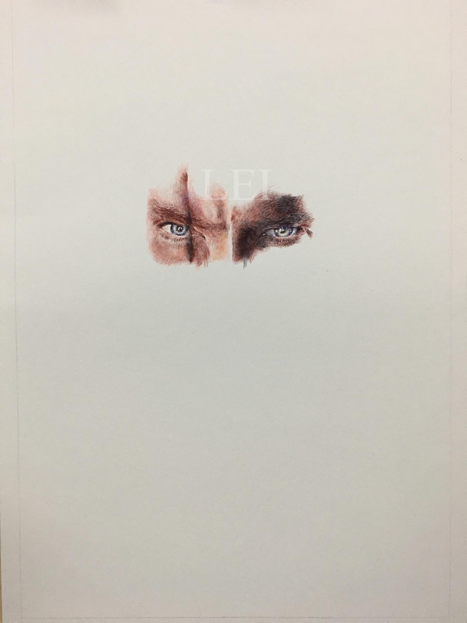 【彩色圆珠笔手绘 奇异博士】|纯艺术|钢笔画|雷阵雨