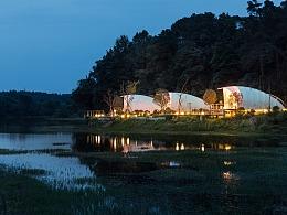 季意设计 | 商业 | 民谣里野奢帐篷酒店