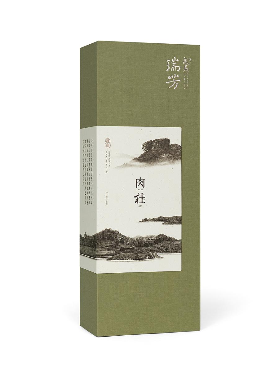 查看《之间设计-武夷瑞芳-茶包装设计》原图,原图尺寸:900x1210
