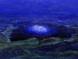 肠子宇宙 五:  蓝色与矛盾体 | Blue and Paradox