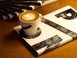 Cup One咖啡厅笔记本设计