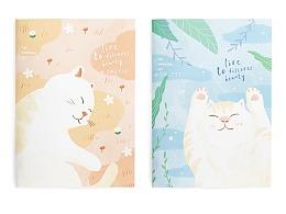本册设计-睡の猫