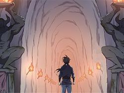 《诛仙·御剑行》第五十八话:苍雪的老巢
