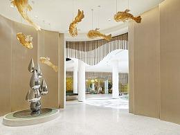鲤乐荟亲子会所 | 1000m²儿童乐园,自然、纯美、灵动