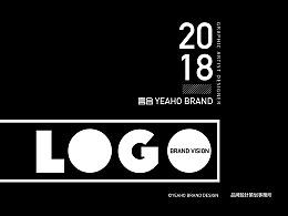 2018品牌 LOGO 平面字体标志 视觉合集