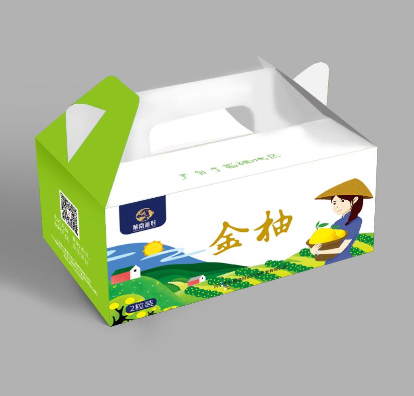 水果包装设计|包装|平面|赵亚梦 - 原创设计作品图片