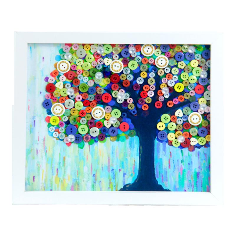 水粉~ 儿童粘贴画设计|纯艺术|水粉|谢斌 - 原创作品