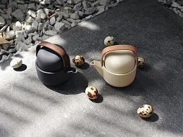 【suomu】|  Tihu提壶 |  可以提走的随身茶席